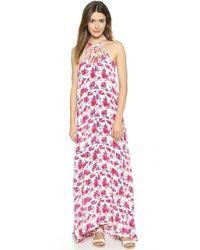 Tori Praver Swimwear - Nepal Cover Up Dress - Casablanca Seashell - Lyst