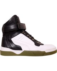 Givenchy High-Top Tyson Sneakers - Lyst