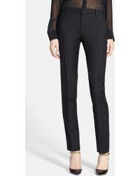 Saint Laurent Women'S Skinny Pants - Lyst