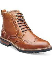 Florsheim   Kilbourn Wingtip Boots   Lyst