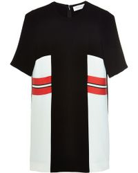 Tanya Taylor Jones Stretch-Crepe Dress - Lyst