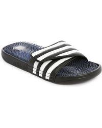 Adidas Adilette 84-Lab Mcnairy Black Flip-Flops black - Lyst