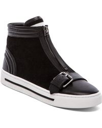 Marc By Marc Jacobs Bmx Hi Top Sneakers - Lyst