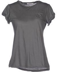 Gold Case T-Shirt - Lyst