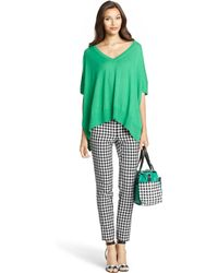 Diane von Furstenberg Dvf Honey Cashmere Blend Sweater - Lyst