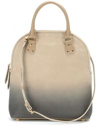Burberry Prorsum Bloomsbury Leather Tote - Lyst