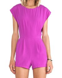 Blaque Label Romper - Lyst
