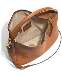 COACH - Bleecker Sullivan Hobo In Pebbled Leather - Lyst