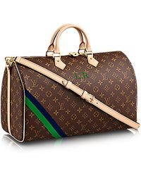 Louis Vuitton Speedy Bandouliere 40 Mon Monogram - Lyst