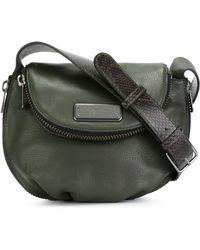 Marc By Marc Jacobs - Mini 'new Q Zipper Natasha' Crossbody Bag - Lyst