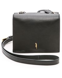 Maiyet - Amonet Mini Shoulder Bag - Black/Ivory - Lyst
