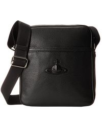 Vivienne Westwood Leather Port Case - Lyst