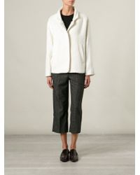 Dondup Fitted Jacket - Lyst