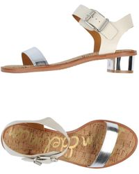 Sam Edelman Highheeled Sandals - Lyst