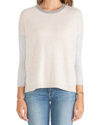 Loma Brooke Cashmere Stripe Sweater - Lyst