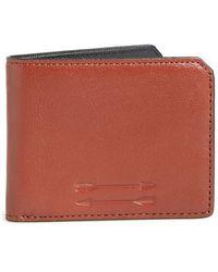 Ben Minkoff - 'core' Leather Wallet - Lyst