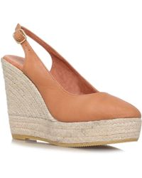 Kg Melody High Heel Wedge Sandals - Lyst