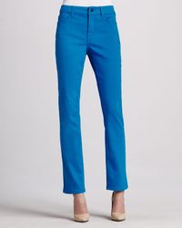 Not Your Daughter's Jeans Sheri Skinny Jeans - Lyst