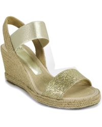 Andre Assous Blane - Wedge Espadrille - Lyst
