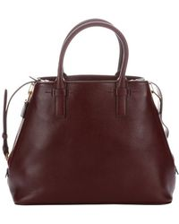 Tom Ford Crimson Leather Jennifer Small Tote Bag - Lyst