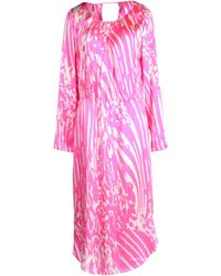 By Malene Birger 3/4 Length Dress - Lyst