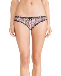 Agent Provocateur Rubi Non Mini Brief - Lyst