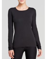 Wolford Pure Pullover Longsleeve Top - Lyst