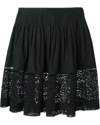 N°21 'Circle' Skirt - Lyst