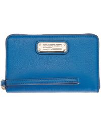 Marc By Marc Jacobs - Blue New Q Wingman Purse - Lyst