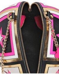 Manish Arora - Leather Skull Clutch - Lyst