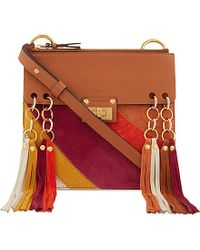 chloe replica - Chlo�� Small 'jane' Shoulder Bag in Gold (BROWN) - Save 30% | Lyst