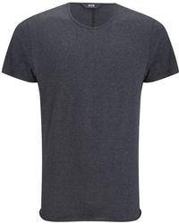 Neuw - Mens Enkel Tshirt - Lyst