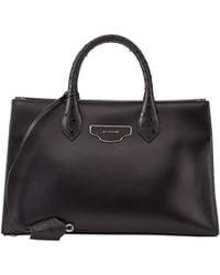 Balenciaga Aj Nude Works Extra-Small Tote Bag black - Lyst