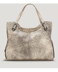 Vince Camuto Tote - Riley Metallic - Lyst