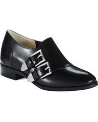 MICHAEL Michael Kors Robin Monk Strap Shoes - Lyst
