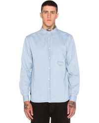 10.deep - Redtail Sweeper Button Down - Lyst