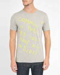 Commune De Paris 1871 | Grey University T-shirt | Lyst