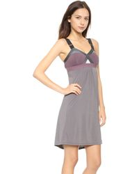 VPL Convexity Breaker Dress  Grey - Lyst