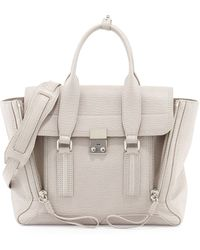 3.1 Phillip Lim Pashli Medium Satchel Bag - Lyst