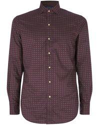 Polo Ralph Lauren Graphic Printed Shirt - Lyst