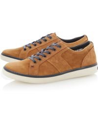 Tommy Hilfiger Cliffdale 8n Contrast Lace Smart Sneakers - Lyst