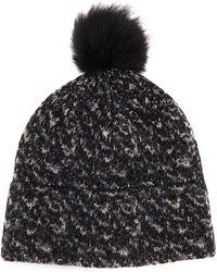 Rag & Bone | Scarlett Melange-knit Beanie Hat | Lyst
