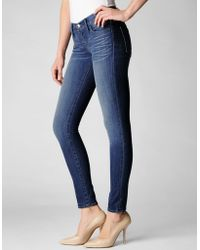True Religion Casey Super Skinny Womens Jean - Lyst