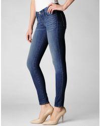 True Religion Casey Super Skinny Womens Jean - Lyst