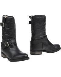 Dune Ankle Boots - Lyst