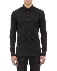 Belstaff Shoulderpanel Dress Shirt - Lyst
