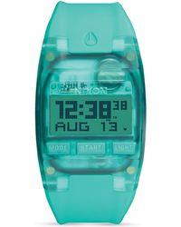 Nixon The Comp S Watch, 31Mm blue - Lyst