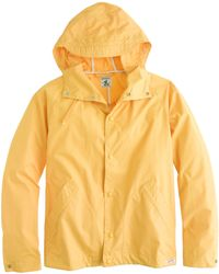 J.Crew Arpenteur™ Mevi Short Jacket orange - Lyst