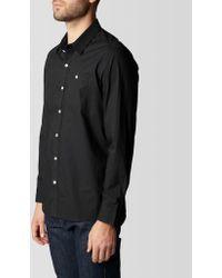 True Religion Single Pocket Poplin Mens Shirt - Lyst