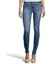 Textile Elizabeth and James | Harr Wash Stretch Denim 'debbie' Skinny Jeans | Lyst